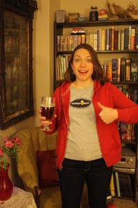 Thumbs up for Women In Beer!