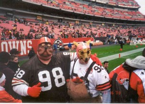 In the Dawg Pound