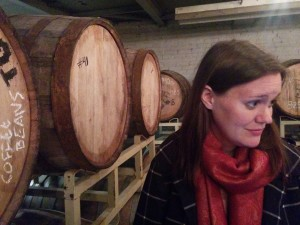 Shannon at Kelso with Black Walnut Stout Barrel