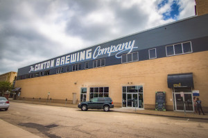 The Cleverly Camouflaged Canton Brewing Building